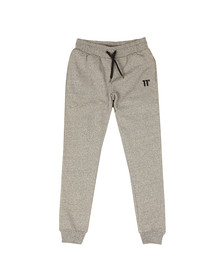 Eleven Degrees Mens Grey Composite Skinny Jogger
