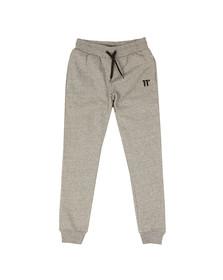 Eleven Degrees Mens Grey Composite Skinny Jogger