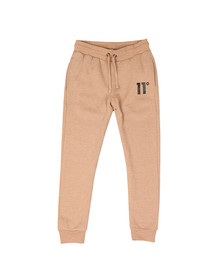 Eleven Degrees Mens Brown Base Jogger