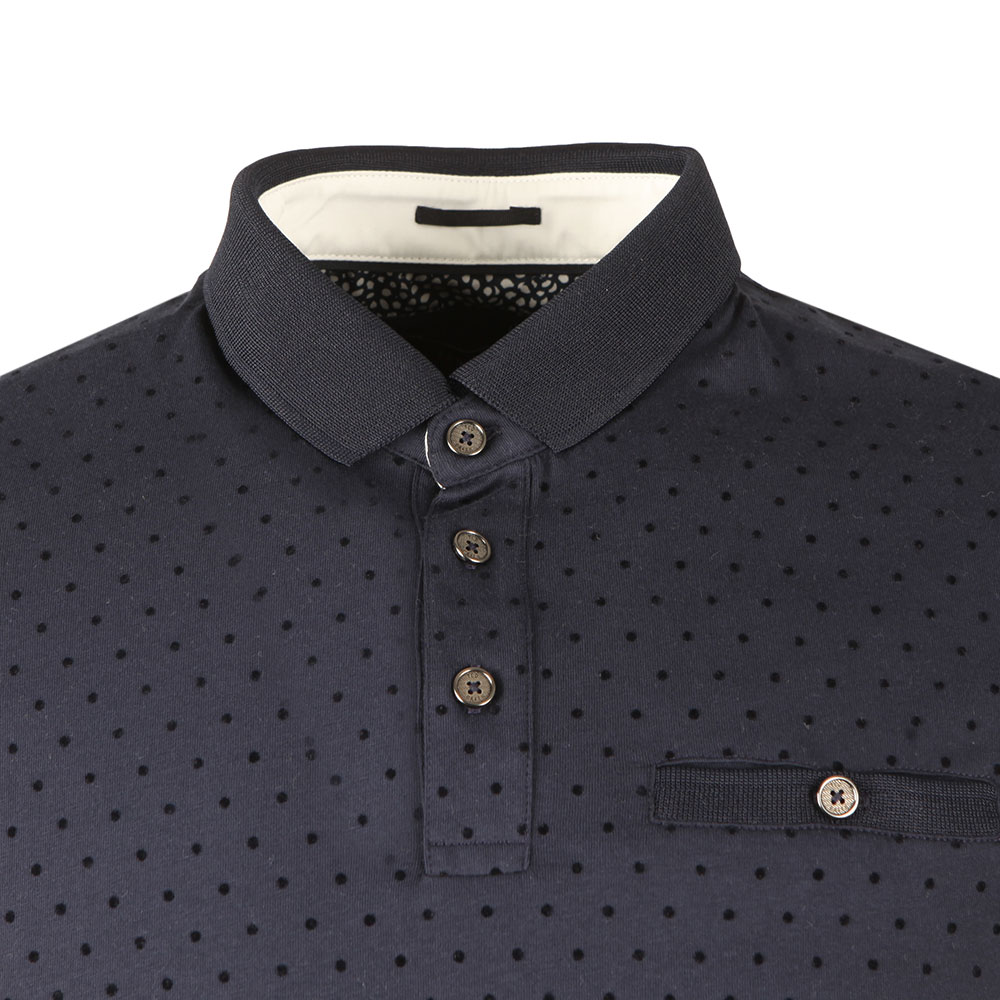 S/S Over Spot Polo main image