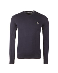 Lacoste Mens Blue AH7371 Crew Neck Jumper