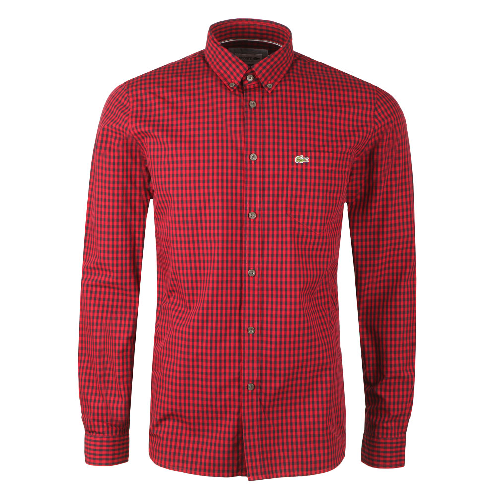 L/S CH9559 Check Shirt main image