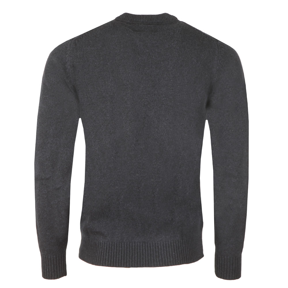 Cable Front Crew Neck Jumper main image