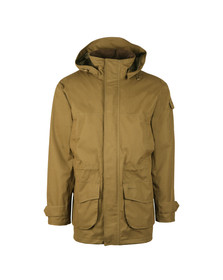 Barbour Lifestyle Mens Green Lockton Jacket