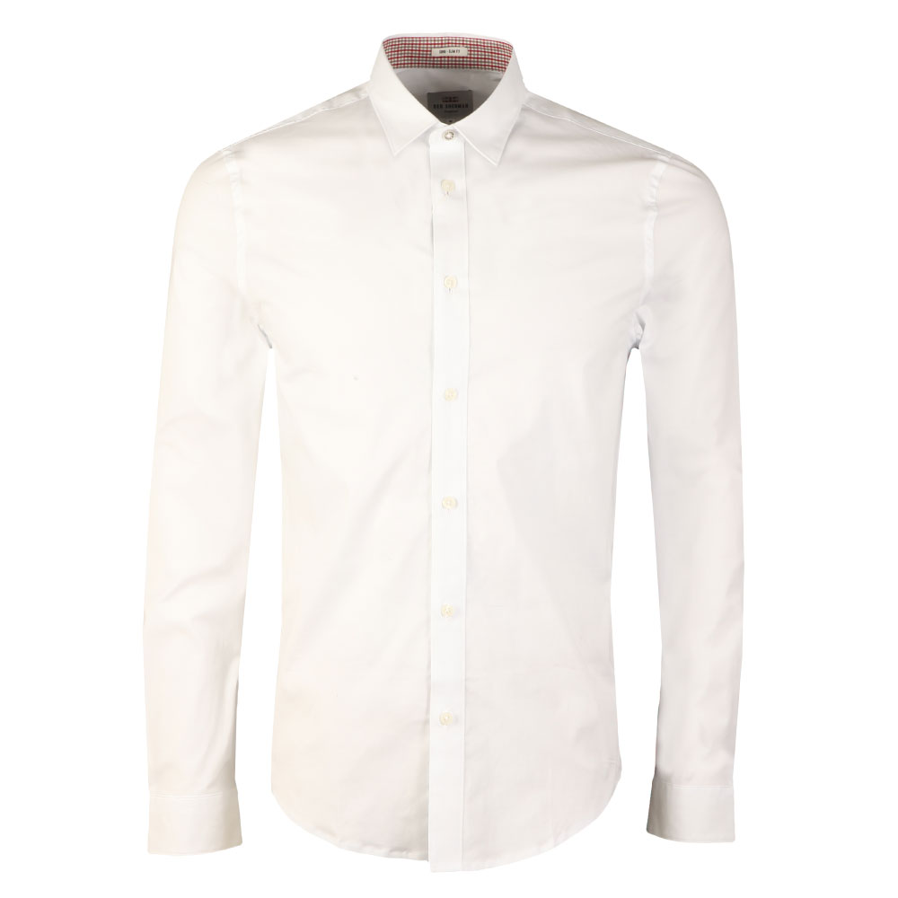 L/S Poplin Stretch Shirt main image