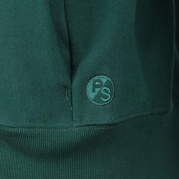 PS Paul Smith Mens Green Full Zip Hoody main image