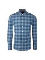 Block Check LS Shirt