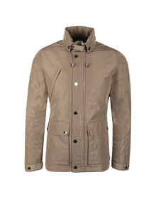 Henri Lloyd Mens Grey Kaber Field Jacket