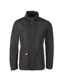 Henri Lloyd Mens Blue Kaber Field Jacket