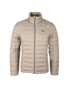 Henri Lloyd Mens Grey Cabus Down Jacket