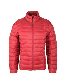 Henri Lloyd Mens Red Cabus Down Jacket
