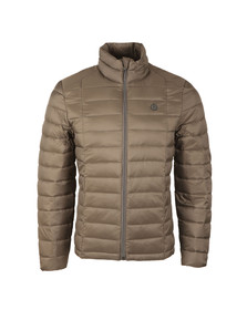 Henri Lloyd Mens Brown Cabus Down Jacket