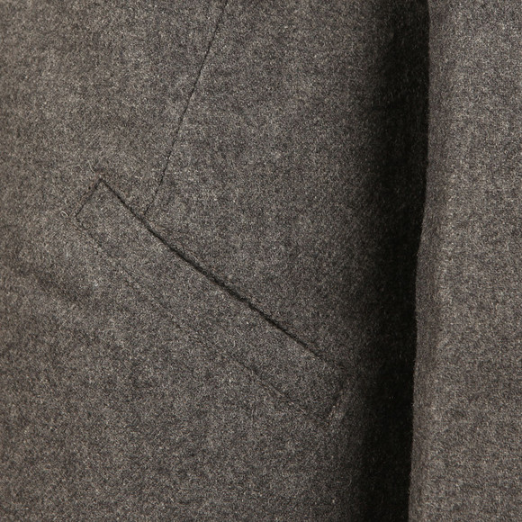 Superdry Womens Grey Atelier Tailored Coat  main image