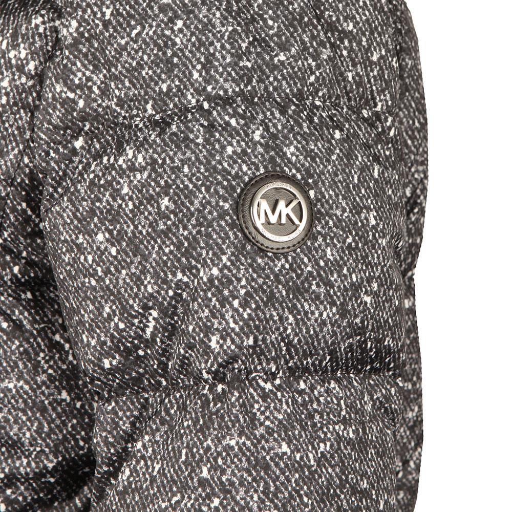 Printed Puffer Jacket main image
