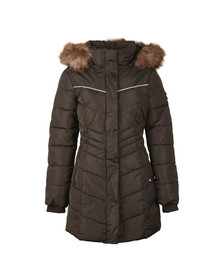 Superdry Womens Black Glacier Parka