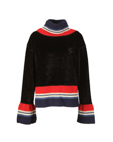 Vivienne Westwood Anglomania Womens Black Hendrick's Sweater