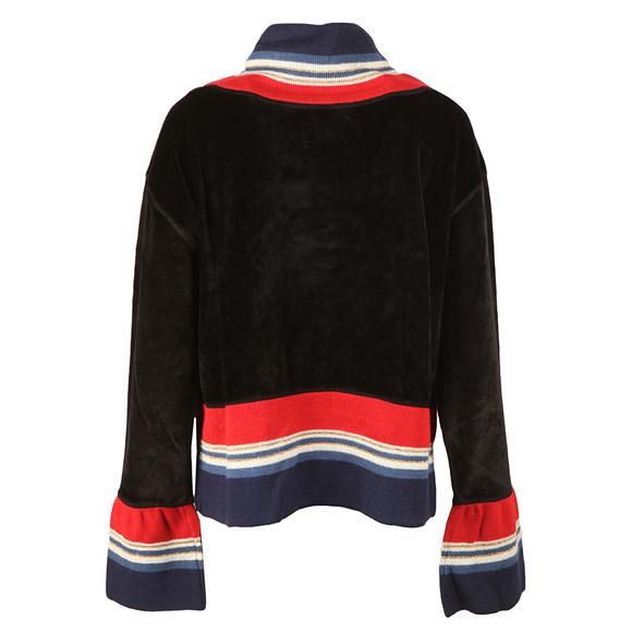 Vivienne Westwood Anglomania Womens Black Hendrick's Sweater main image