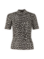 Lurex Animal Top
