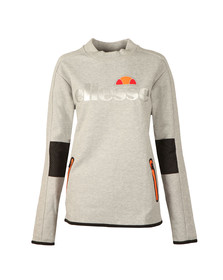 Ellesse Womens Grey Bottara Crew Sweat