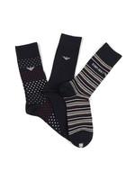 Fantasia 3 Pack Socks