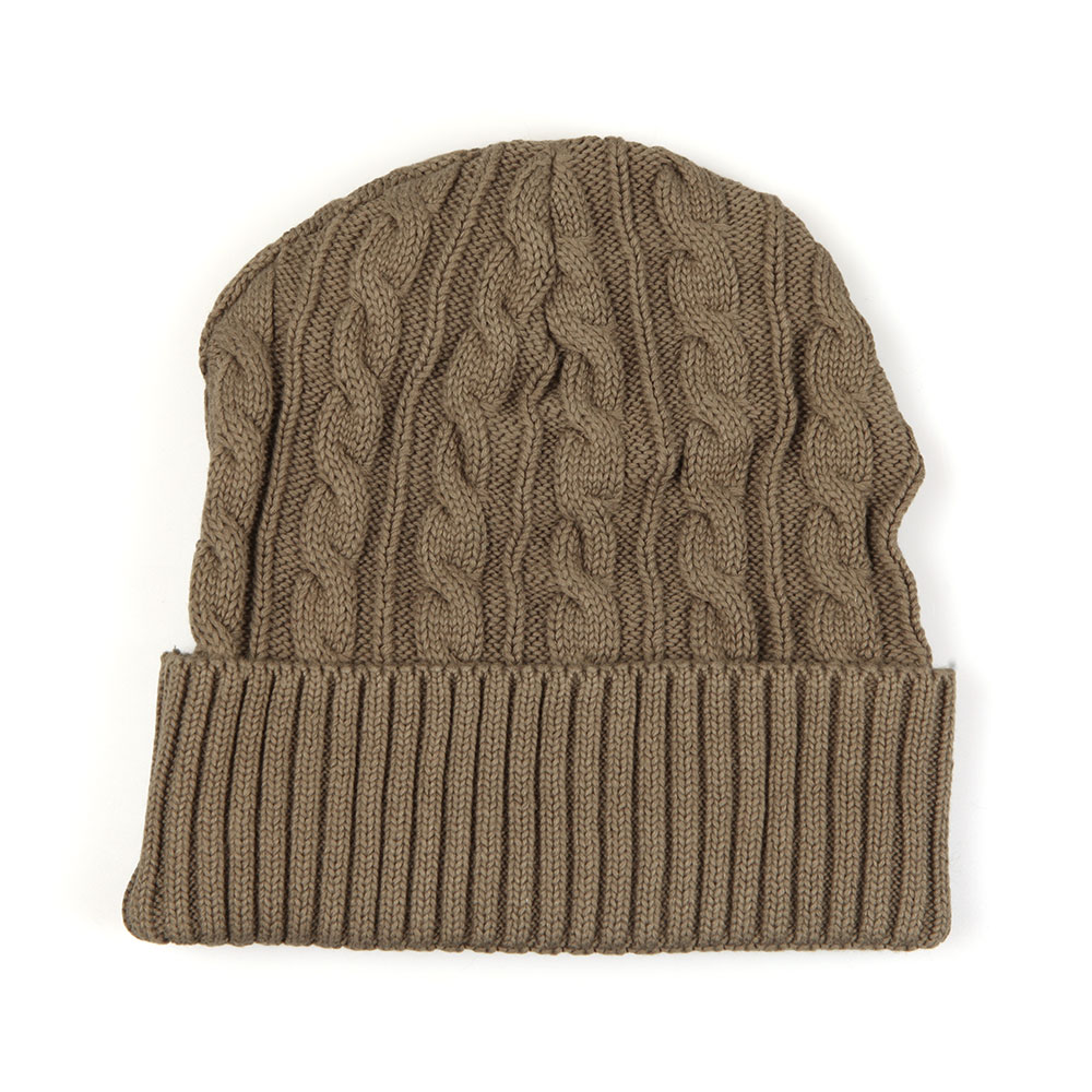 Cable Knit Beanie main image