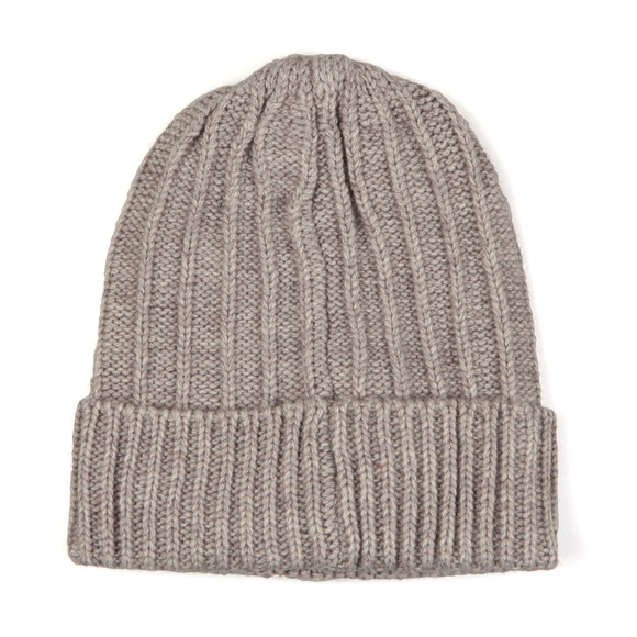 Franklin & Marshall Mens Grey Knitted Hat main image