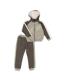 Armani Junior  Boys Grey Eagle Logo Tracksuit