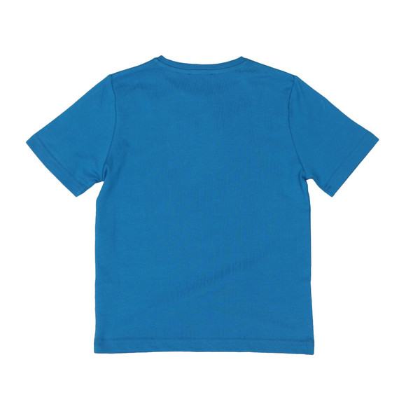 Boss Boys Blue J25B67 T Shirt main image