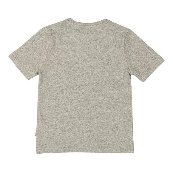 BOSS Loungewear Boys Grey J25B67 T Shirt main image