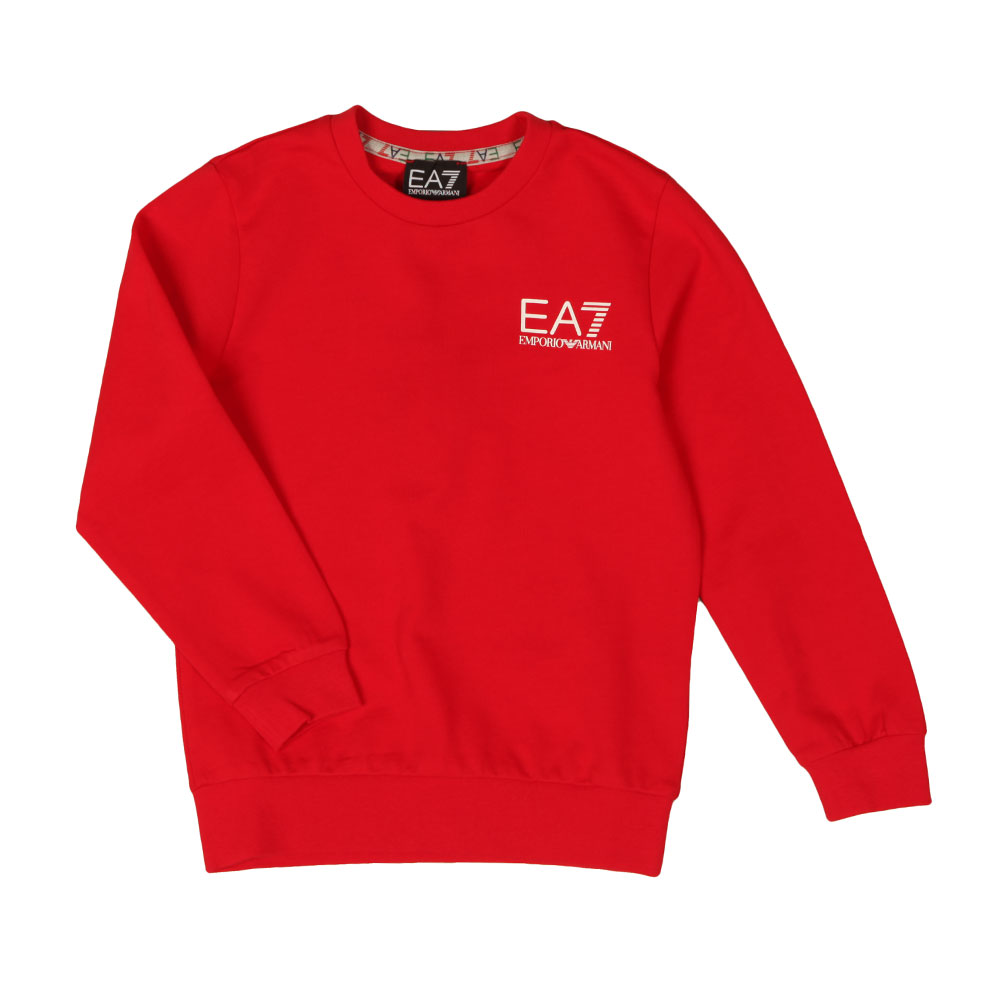 Crew Neck Sweatshirt main image