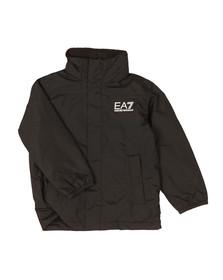 EA7 Emporio Armani Boys Black Bomber Jacket