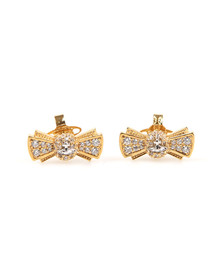 Vivienne Westwood Womens Gold Pamela Small Earrings