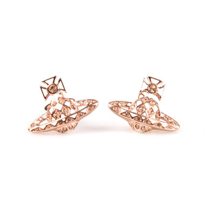 Harlequin Bas Relief Earring