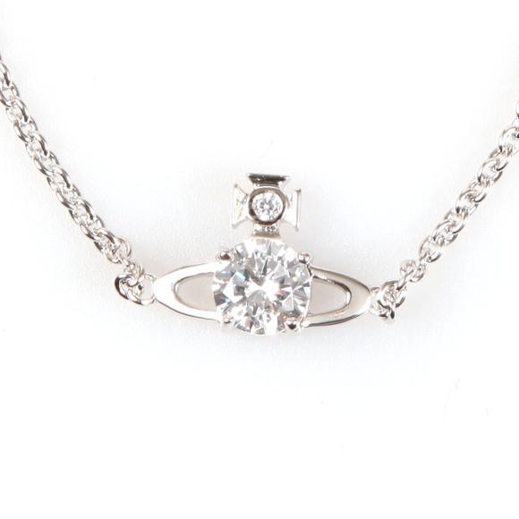 Vivienne Westwood Womens Silver Reina Small Bracelet main image