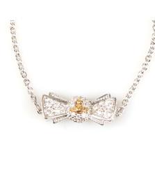 Vivienne Westwood Womens Silver Pamela Small Bracelet