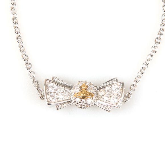 Vivienne Westwood Womens Silver Pamela Small Bracelet main image