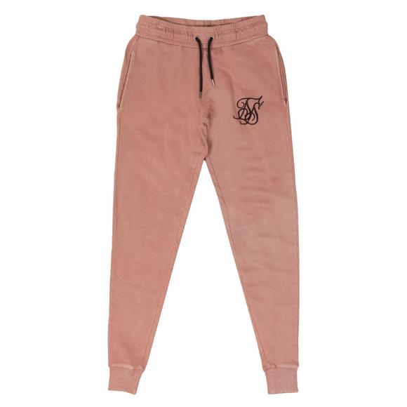 Sik Silk Mens Pink Standard Skinny Jogger main image