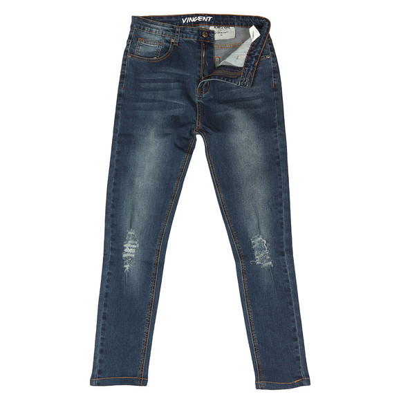 Always Rare Mens Blue Vincent Carrot Jean main image