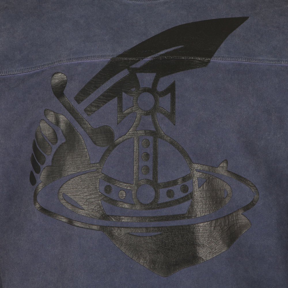 Arm & Cutlass Print Square Sweat main image