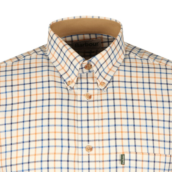 Barbour Sporting  Mens Blue Tattersall L/S Shirt main image