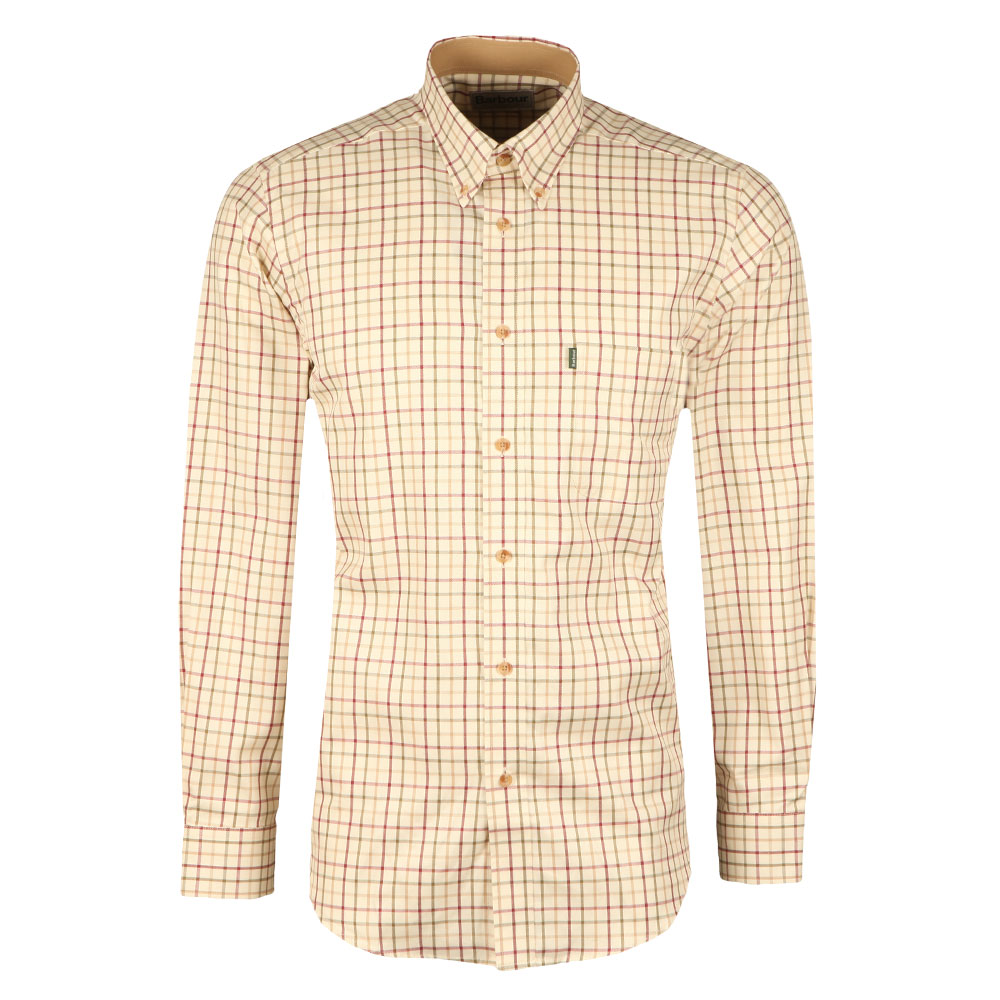Tattersall L/S Shirt main image