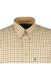 Barbour Sporting  Mens Blue Tattersall L/S Shirt