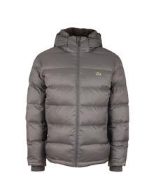 Lacoste Mens Grey BH7460 Jacket