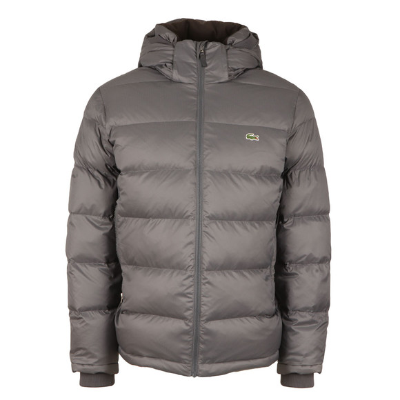 Lacoste Mens Grey BH7460 Jacket main image