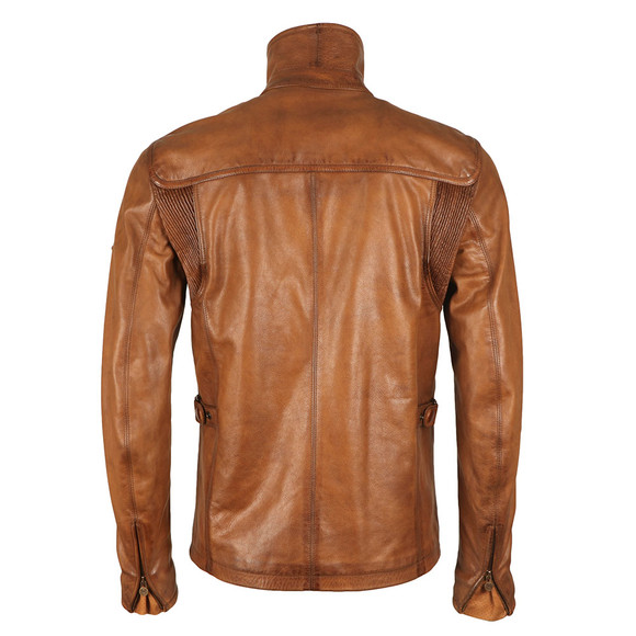 Matchless Mens Brown Kensington Evolution Jacket main image