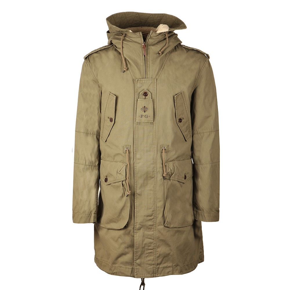 Grosvenor Heavyweight Parka main image