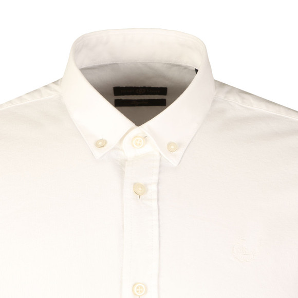 Henri Lloyd Mens White L/S Henri Club Shirt main image