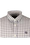 Henri Lloyd Mens Blue L/S Tynham Oxford Shirt
