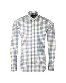 Henri Lloyd Mens Blue Kelton Regular Shirt
