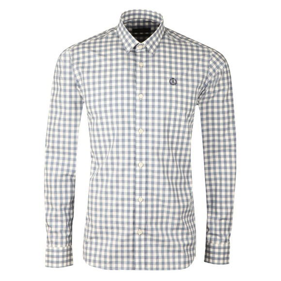 Henri Lloyd Mens Blue Kelton Regular Shirt main image